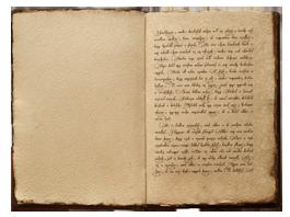 Custom-Handmade Book